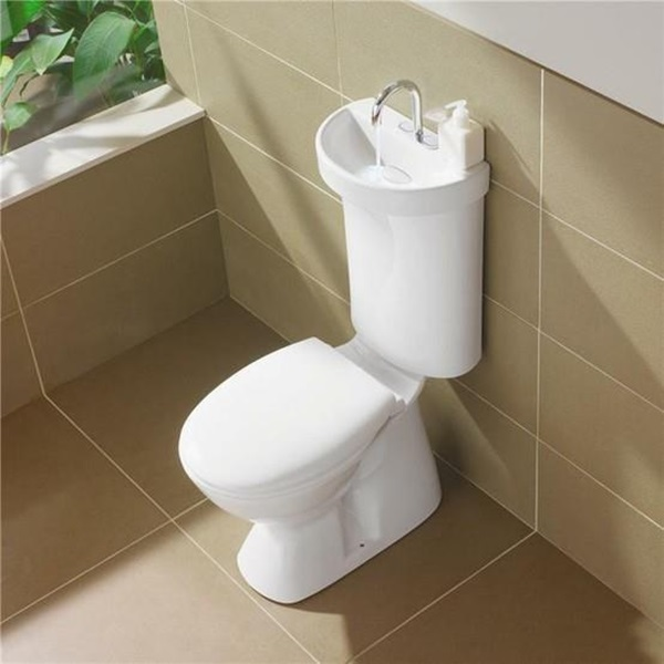 Water Recycling Toilet-Sink-1