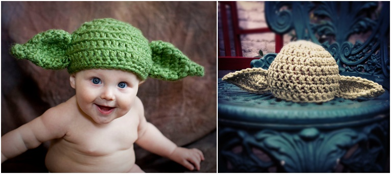 Yoda Baby Hat Cool Creativities