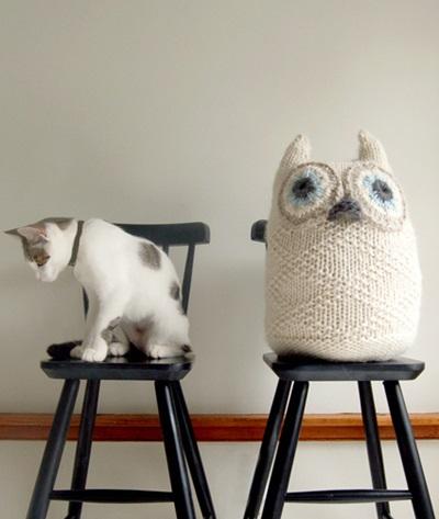 bogsnowy owl