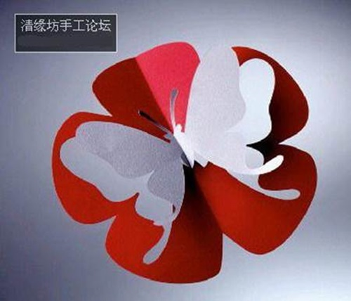 DIY 3D Kirigami Pop-up Greeting Cards u0026 Free Templates -
