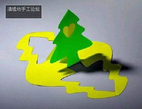 DIY 3D Kirigami Pop-up Greeting Cards & Free Templates