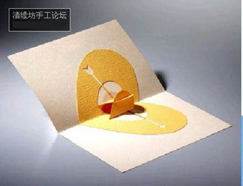diy 3d kirigami popup greeting cards amp free templates