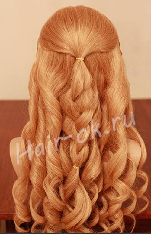 diy-elegant-braided-curls-hairstyle-3