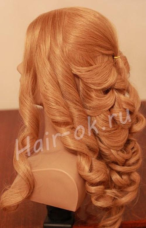 diy-elegant-braided-curls-hairstyle-6