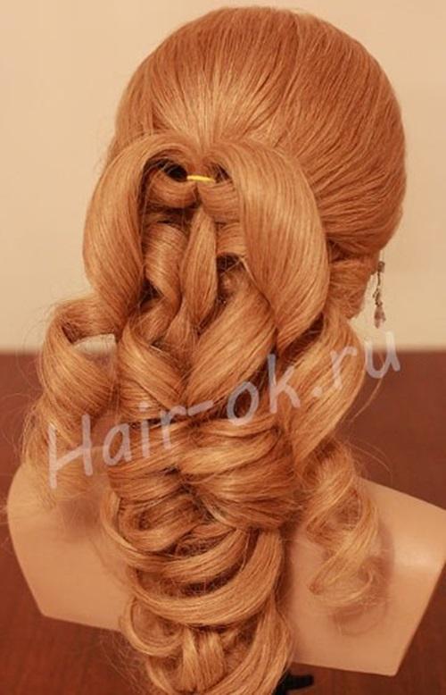 diy-elegant-braided-curls-hairstyle-7