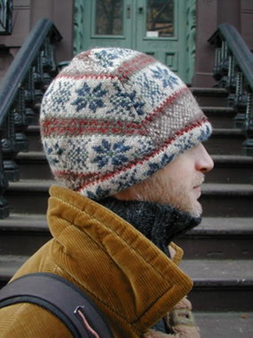 Make Hats from Recycled Sweaters