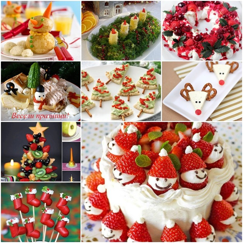 10 diy creative christmas food ideas for Creative christmas ideas