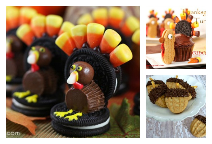 20 DIY Thanksgiving Treats and Recipes Page 2 of 2