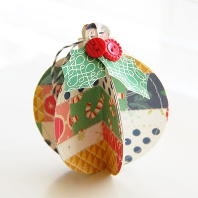 3D Christmas Ornament