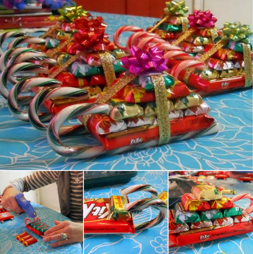 Chocolate-Candy-Sleighs