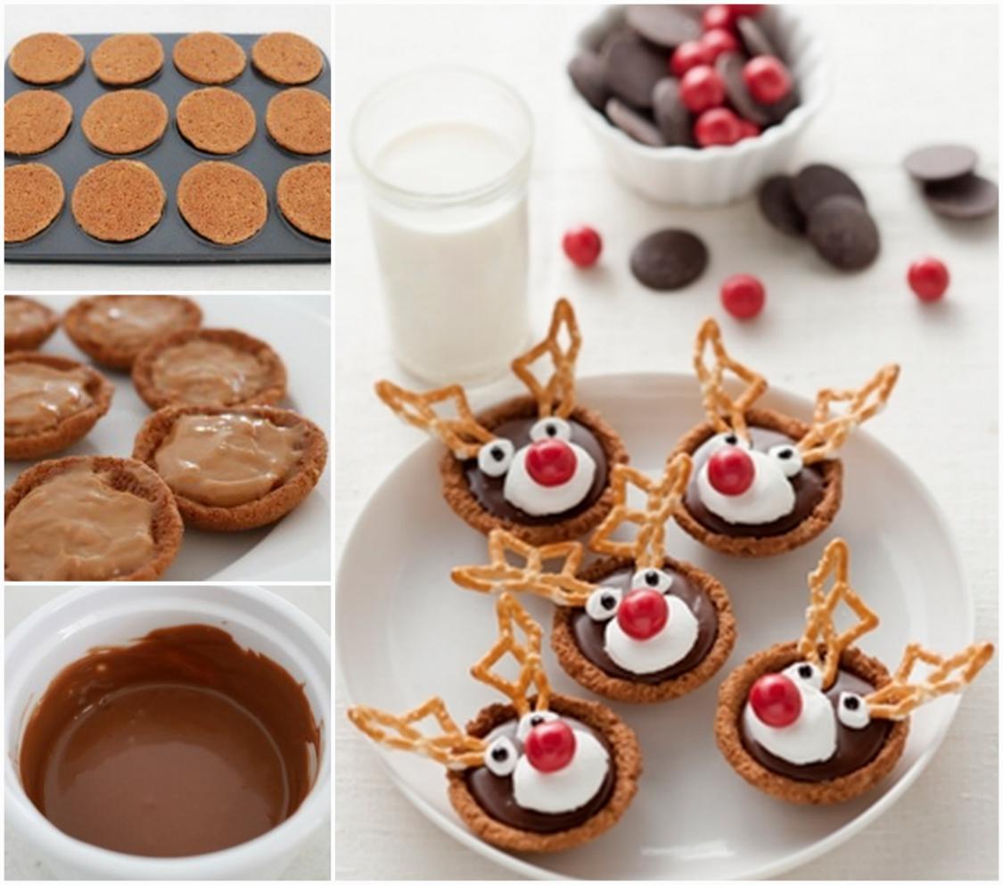 DIY Simply Chocolate Caramel Tarts