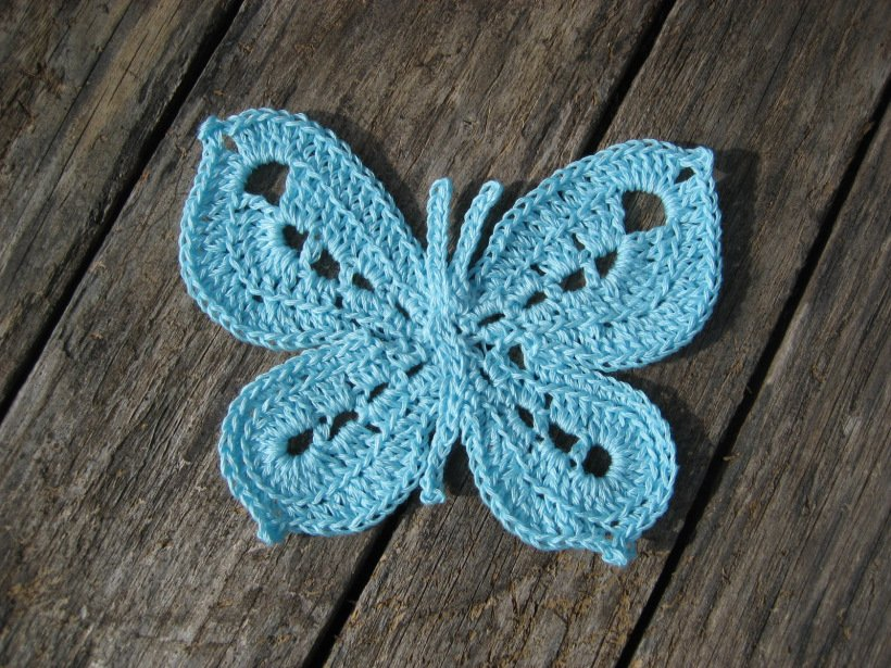 Crochet Butterfly Free Patterns You Should Try for Your ...