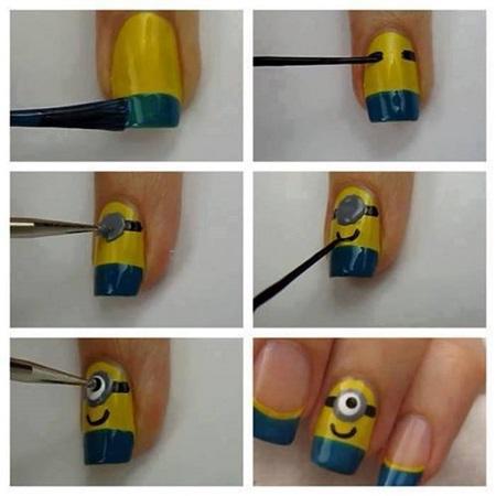 Despicable-me-Minions-nails