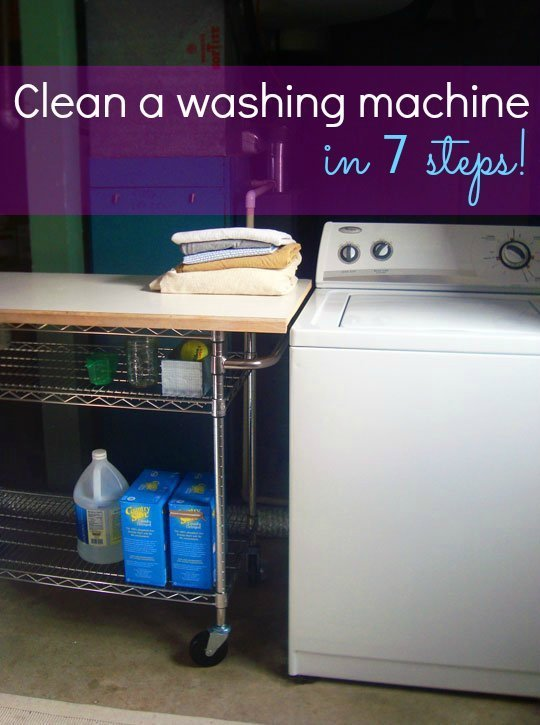 How to Clean Top-Loading Washing Machine