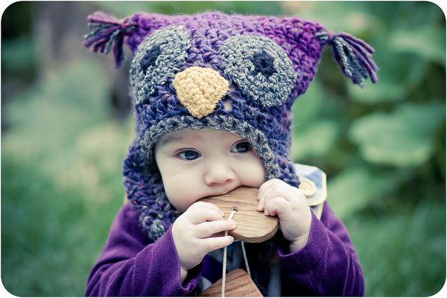 Crochet Owl Hat with Free Pattern