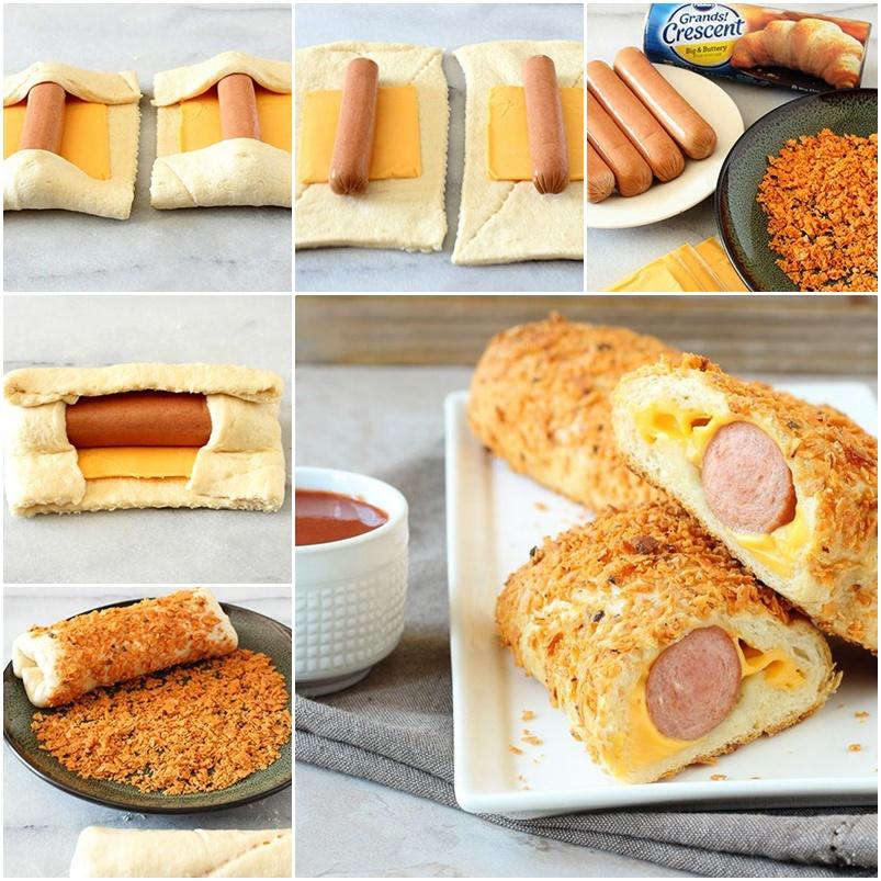 nacho-crusted-crescent-dog
