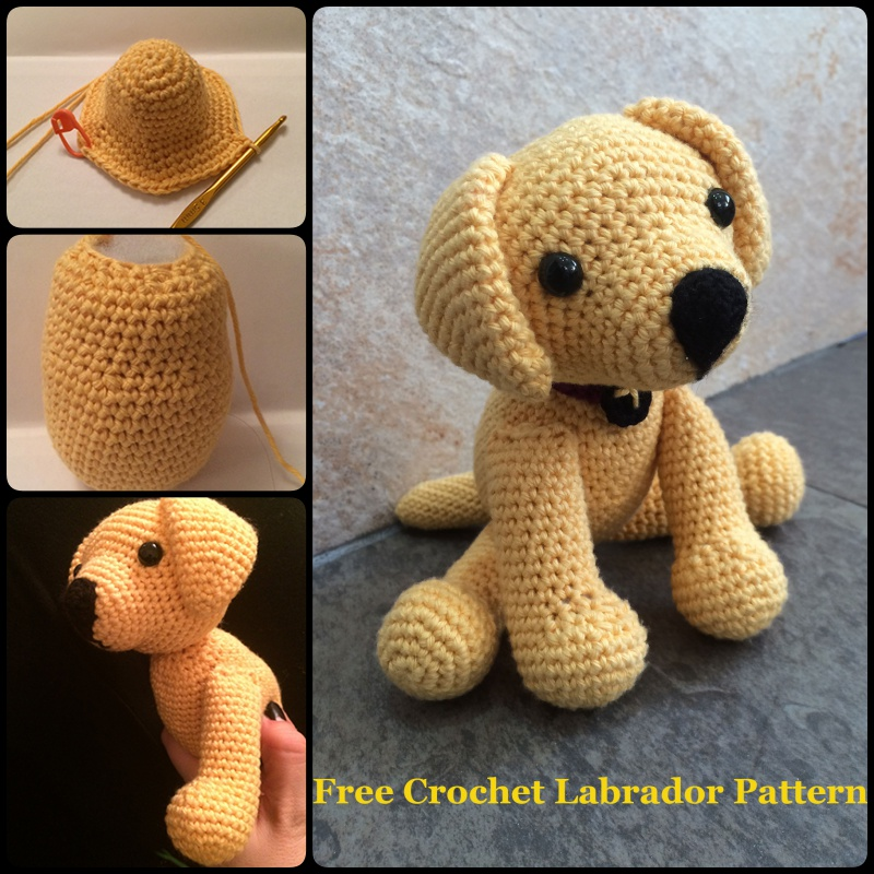 Free Toy Dog Crochet Patterns
