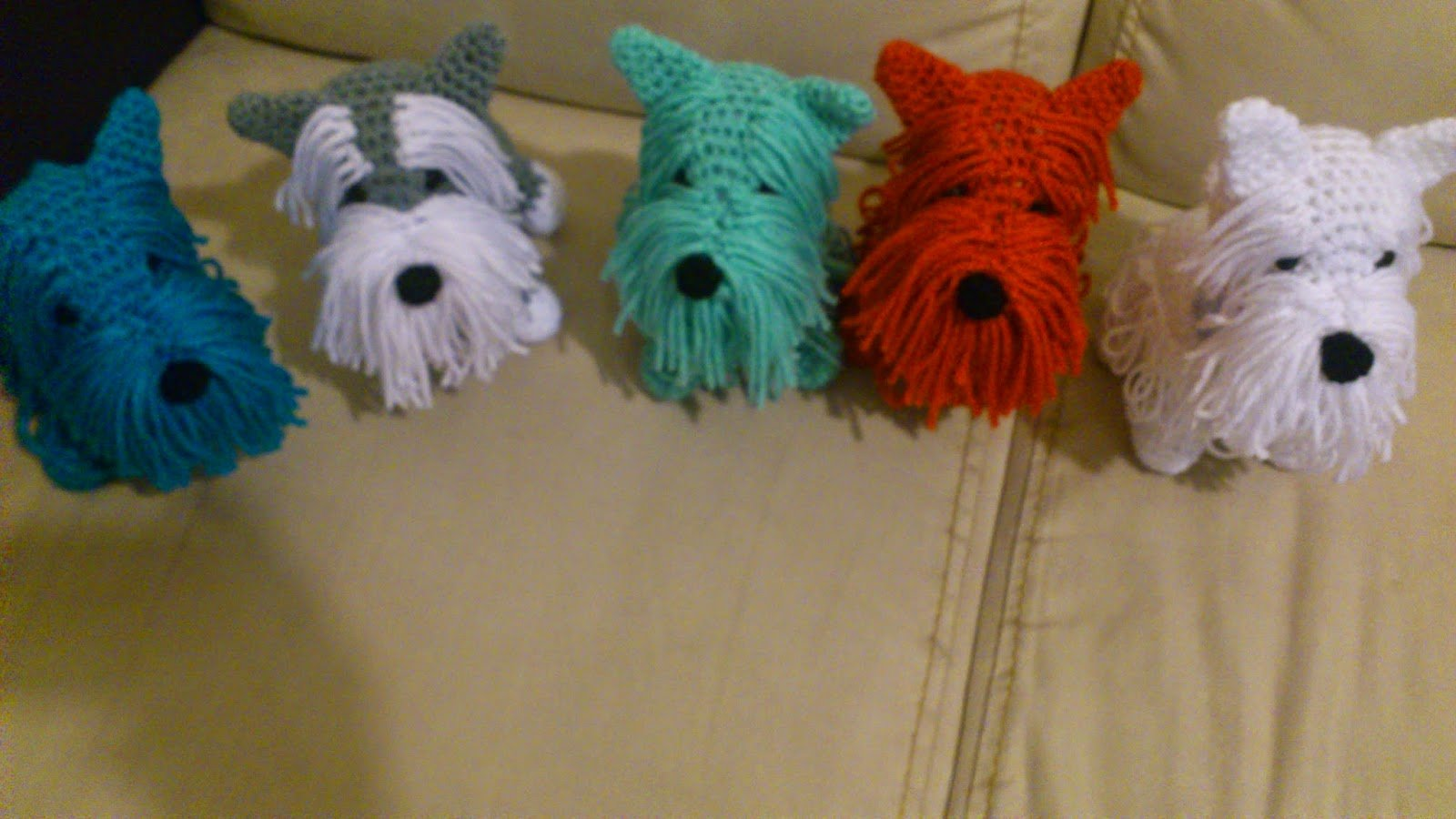 Free Stuffed Dog Pattern