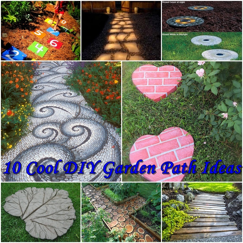 10 cool diy gardening ideas photograph 10 cool diy garden - Garden ideas diy ...