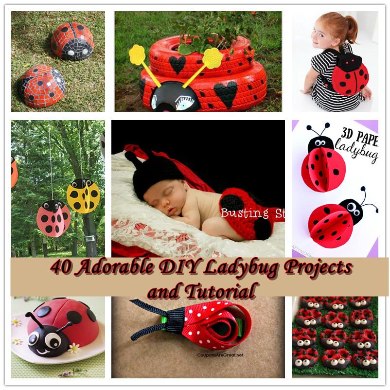 Adorable-diy-ladybug