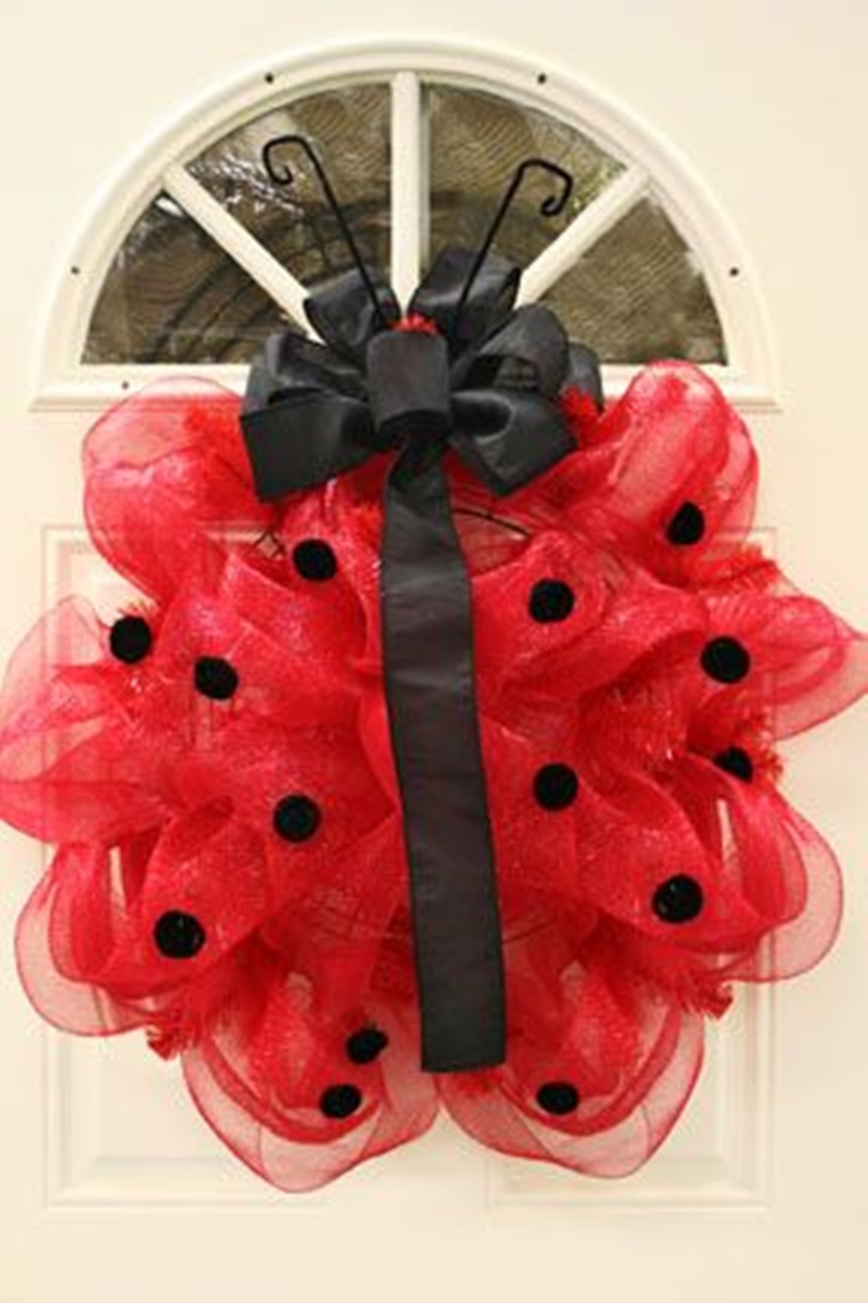 40 Adorable Diy Ladybug Projects And Tutorial Page 4 Of 4