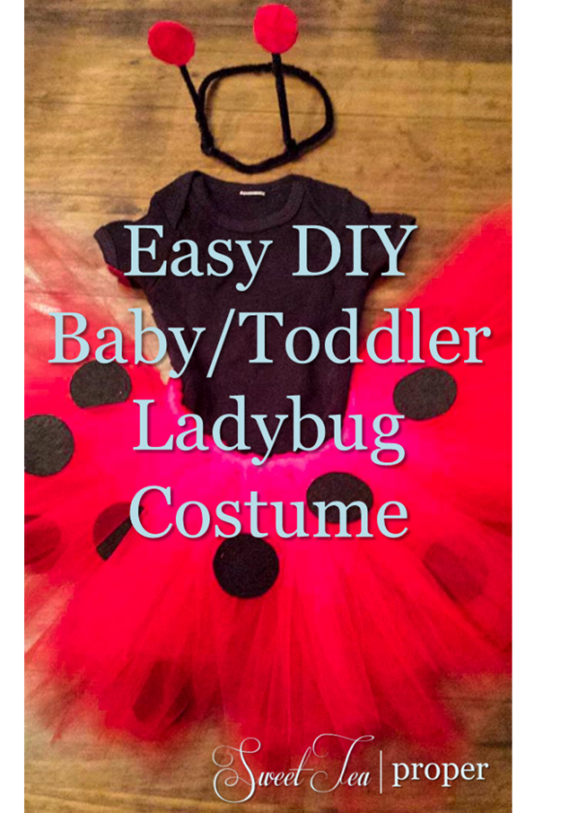 40 Adorable Diy Ladybug Projects And Tutorial Page 2 Of 4