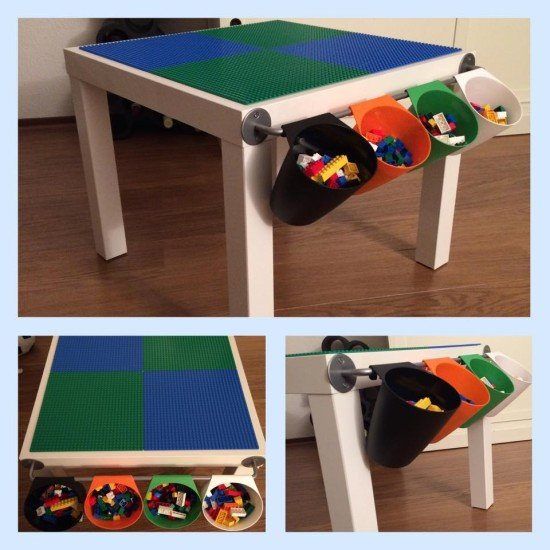 DIY Lego Table from Old Furniture-2