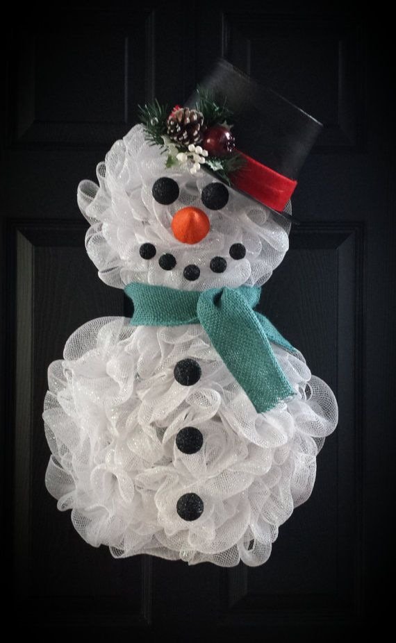 20 simple and cute snowmen diy for Snowmen made from tires