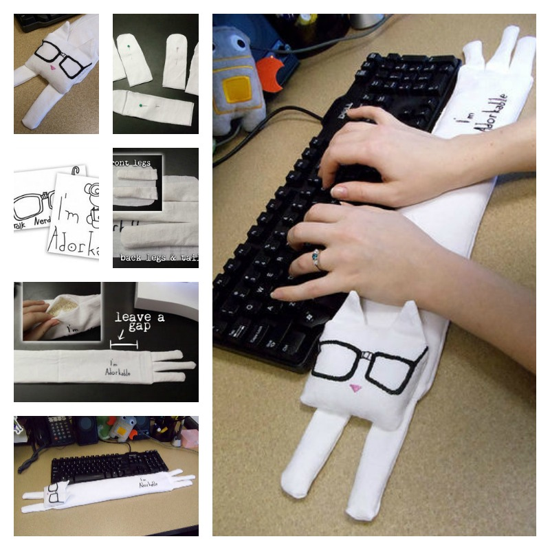 DIY Keyboard Cat
