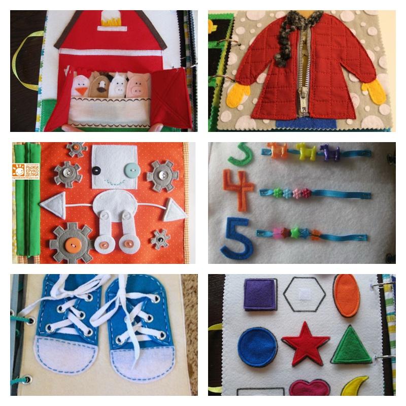 28 diy baby shower gift ideas and tutorials for The idea door quiet book