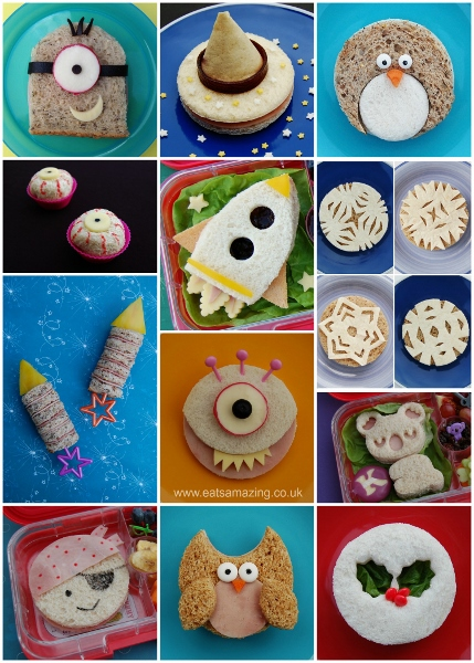 14 Best Creative Sandwich Ideas For Kids From Eats Amazing