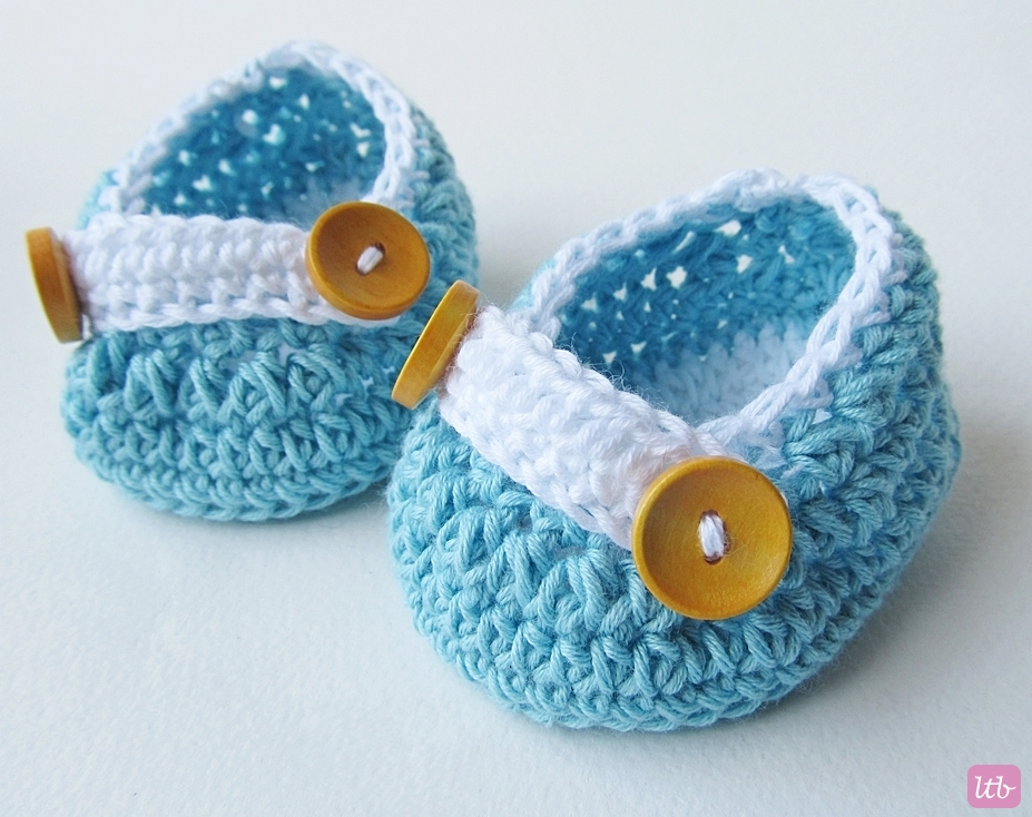 30+ Crochet Baby Shoes Ideas and Patterns - Page 5 of 5