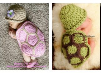 Free Crochet Pattern Turtle Photo Prop : Crochet Archives - Page 14 of 24 - Cool Creativities