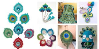Crochet Peacock Pattern Collections