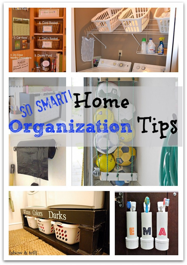home organization ideas family organization stations 28454