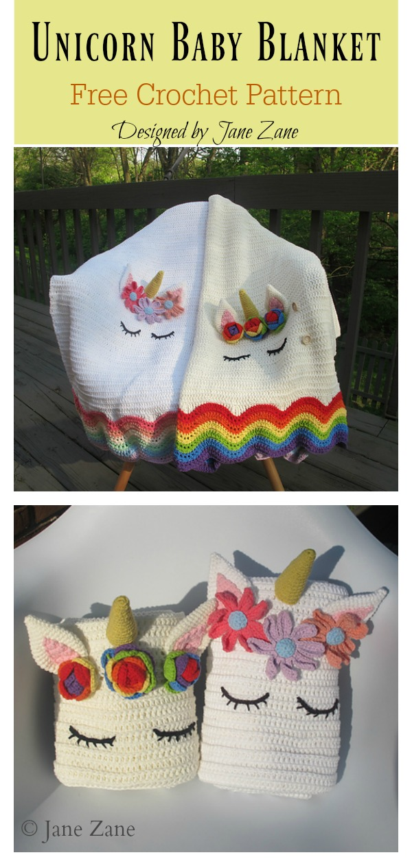 Lil fluffy unicorn amigurumi pattern - Amigurumipatterns.net   1260x600