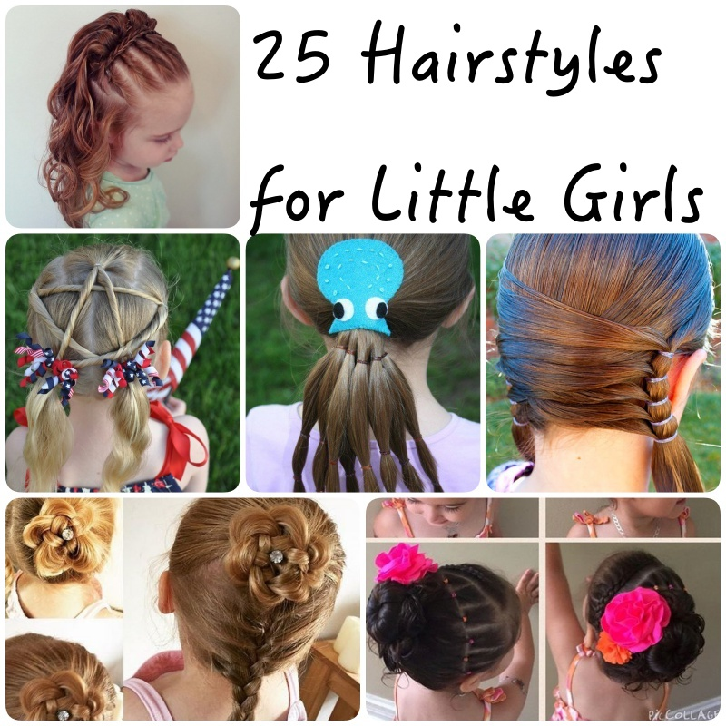 Cute Little Girl Hairstyles #Hairstyle #Girl