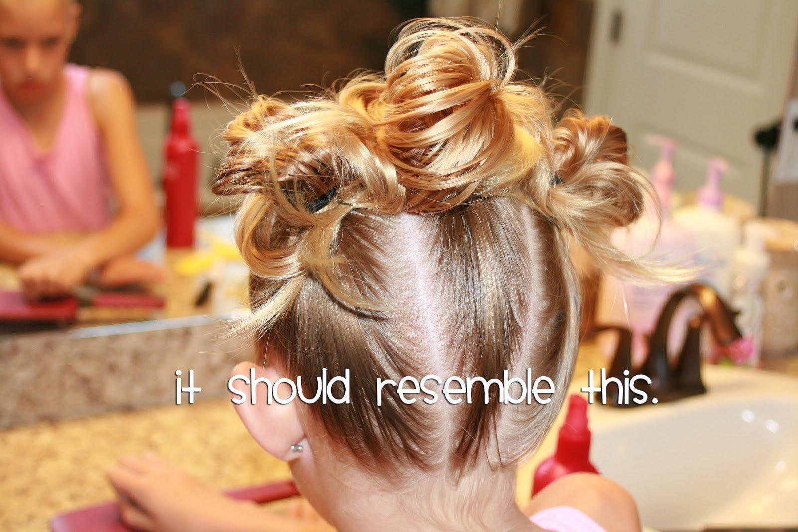Astounding 25 Cute Little Girl Hairstyles Hairstyles For Women Draintrainus