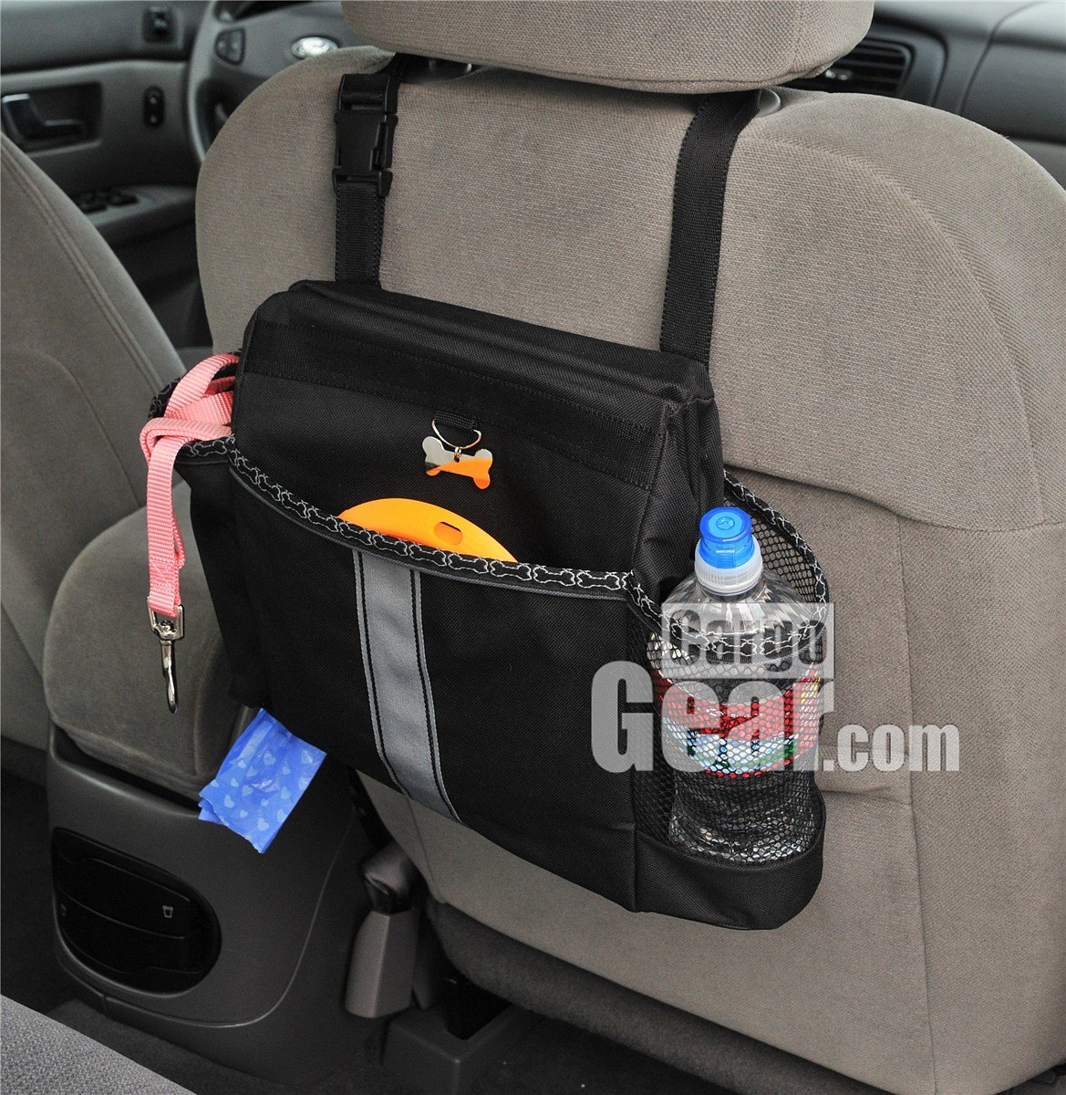Car Organizer for All Your Dog's Stuff