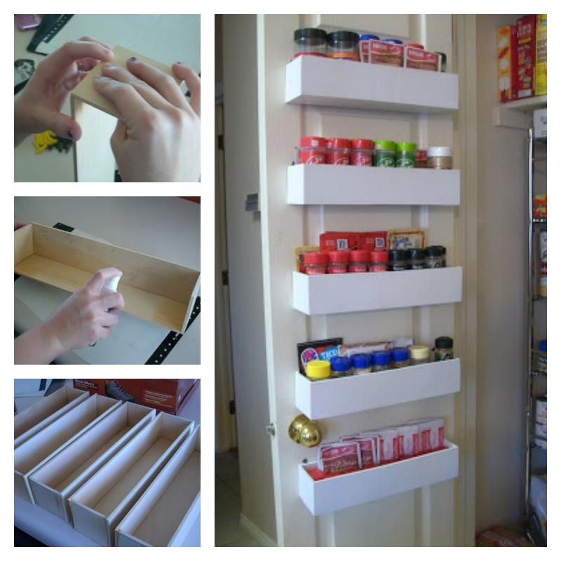 how to build pantry shelves diy