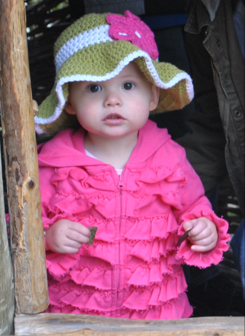 Free Knitting Pattern Baby Sun Hat : 20+ Crochet Hat Free Patterns for Kids