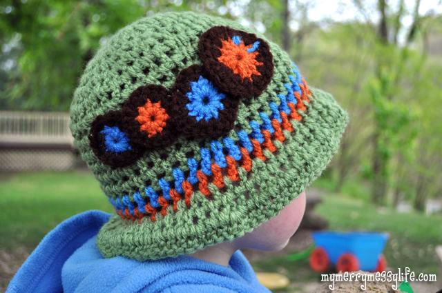 20 Crochet Hat Free Patterns For Kids