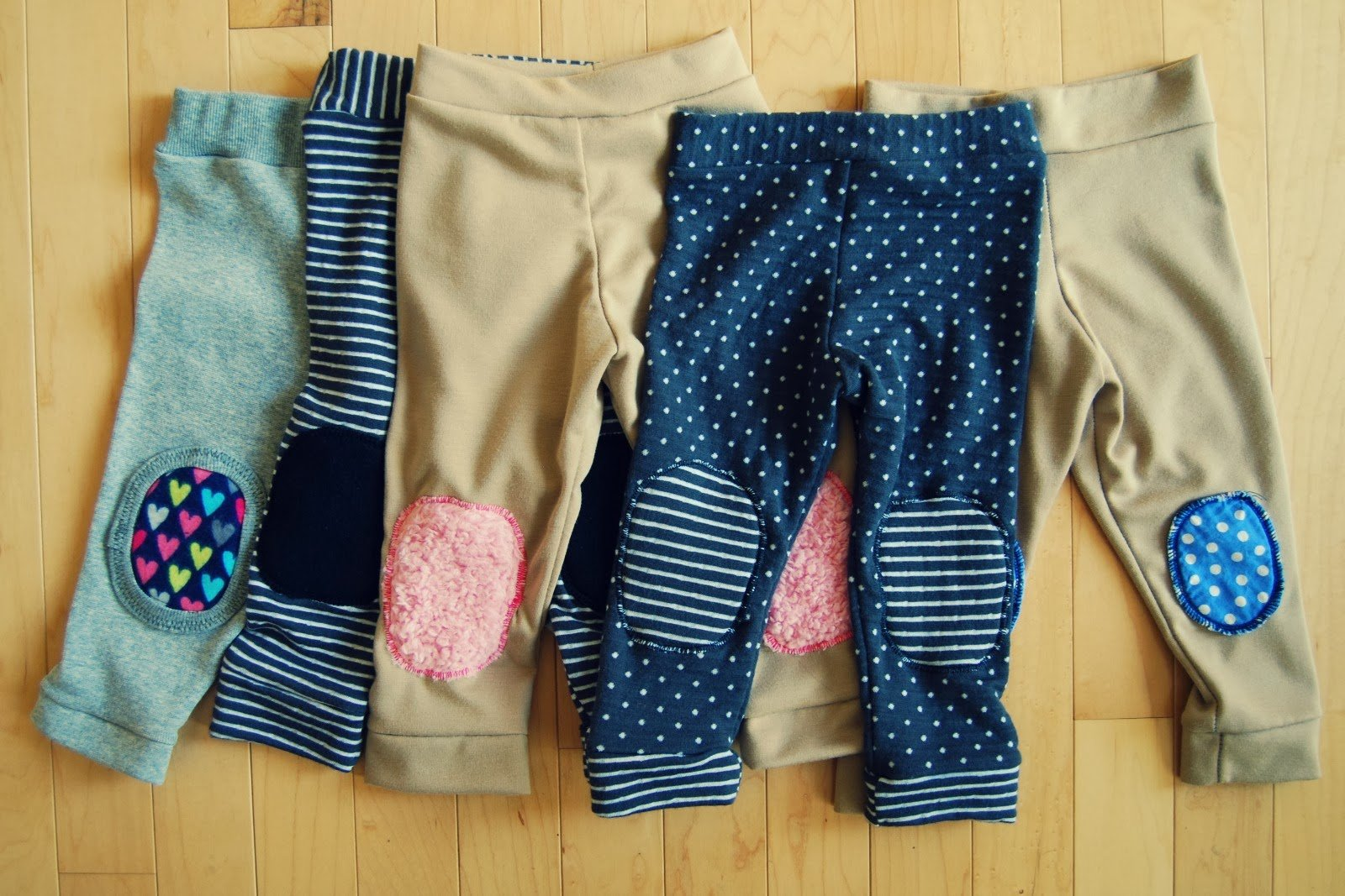 20 Diy Creative And Fun Knee Patches On Pants Page 4 Of 4