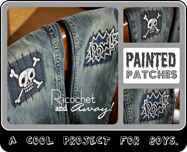 Painted Patches