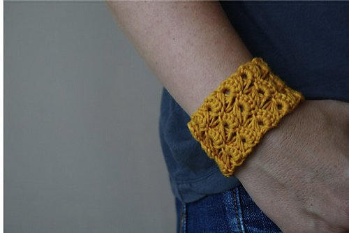 Curry Cuff Bracelet Cool Creativities