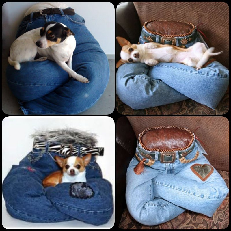 20 Adorable Diy Pet Bed Ideas
