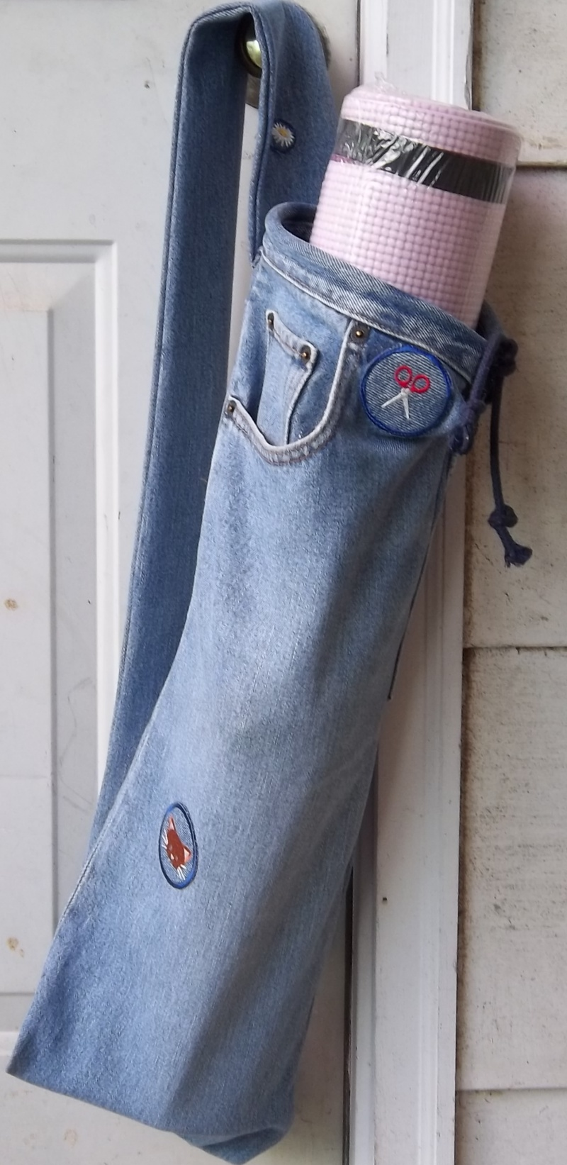 20 Creative Denim Bags Made With Recycled Jeans Page 2