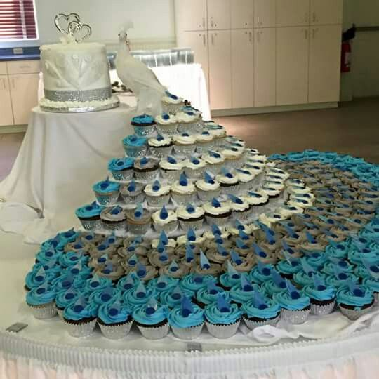 Wedding Cupcake Stand Ideas: 20+ Cutest And Most Creative Pull Apart Cupcake Cakes