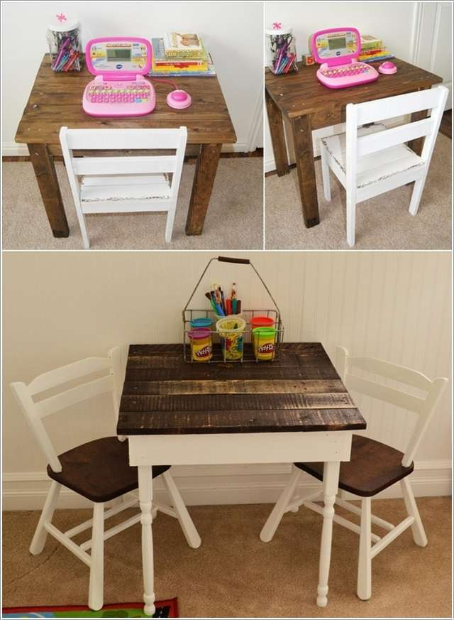20 Incredible Diy Pallet Furniture For Kids Page 4 Of 4