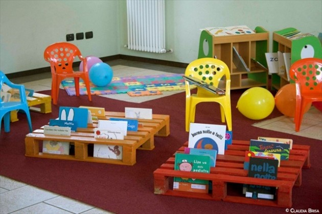Pallet Furniture for Kids-Pallet Ideas for Kids Room and Furniture